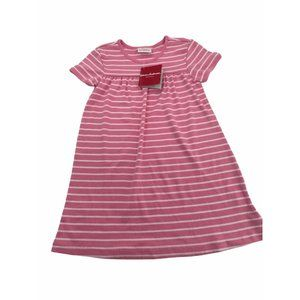 Sz 5 NWT Hanna Andersson Pink Dress 110